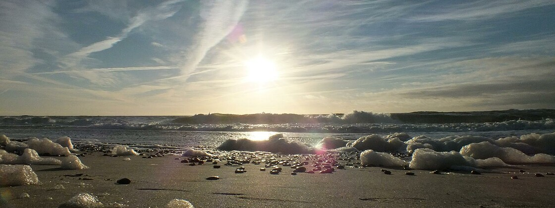Sonne und Strand