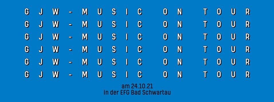 Banner GJWMusic